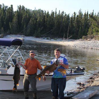 Forfait de pêche - Fishing package